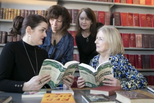 Launch of 2018 Dublin One City One Book