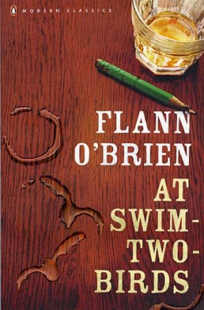 At Swim Two Birds by Flann O'Brien